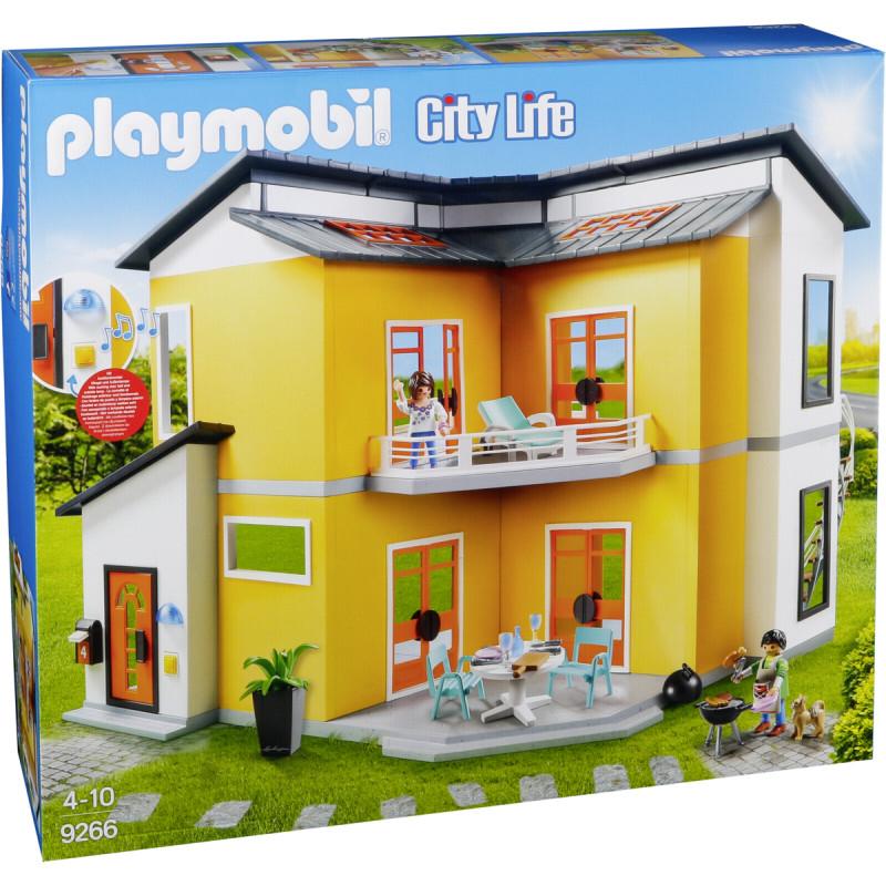 a1d1f47dc71 Playmobil mängukomplekt City Life Modern House (9266) - Mänguklotsid ...