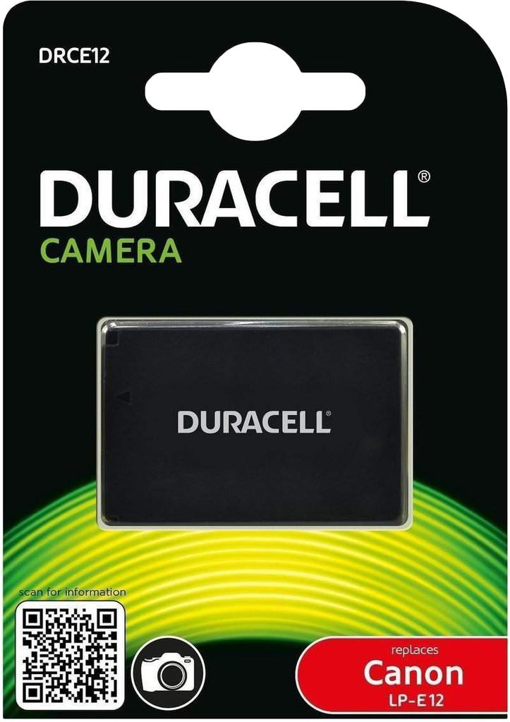 Duracell aku Canon LP-E12 750mAh