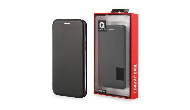 half off 52237 59c3c Qult Luxury Leather case For Huawei P9 Black