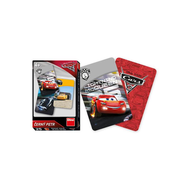 Dino mängukaardid Must Peeter - Autod 3