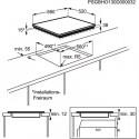 Electrolux integreeritav elektripliit EHF6343FOK