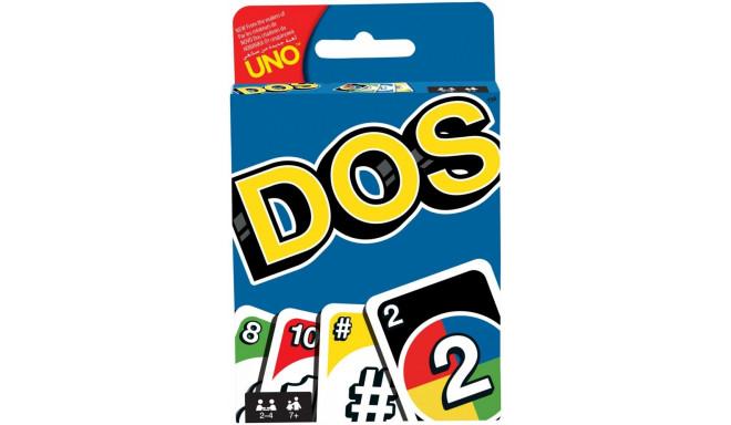 Mattel card game UNO DOS