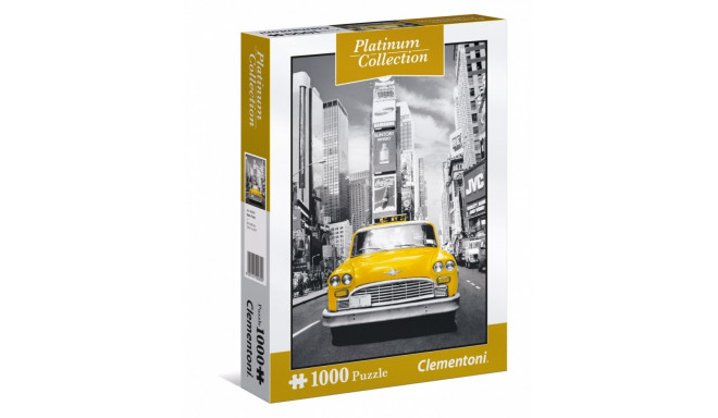 1000 Elements, New York cab Platinum