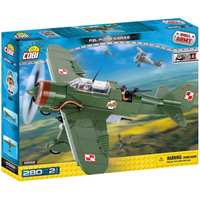 Army PZL P-23B Karaś