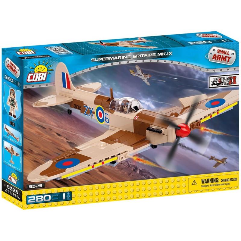 Army Supermarine Spitfire Mk. IX - British fighter