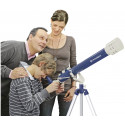 Bresser teleskoop Junior 60/700, sinine/hall