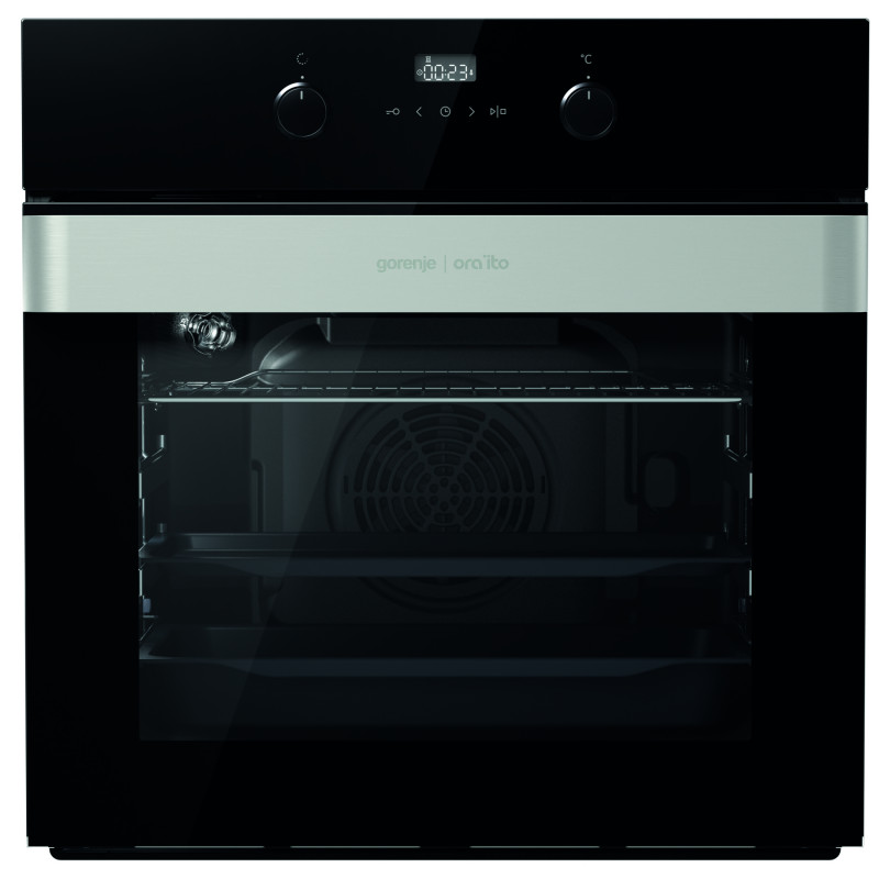 Gorenje Oven BO637ORAB Built-in, 65 L, Black,