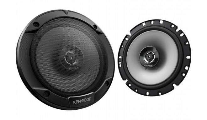 17cm max 300W car speakers 2pc 2-rib