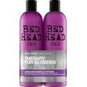 Tigi Bed Head Dumb Blonde šampūns + kondicionieris 2x750ml