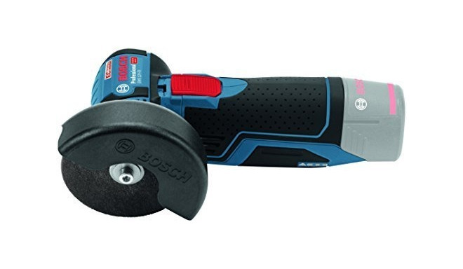 Bosch Cordless Angle Grinder GWS 12 V-76 Solo Professional, 12V(blue / black, without battery and c