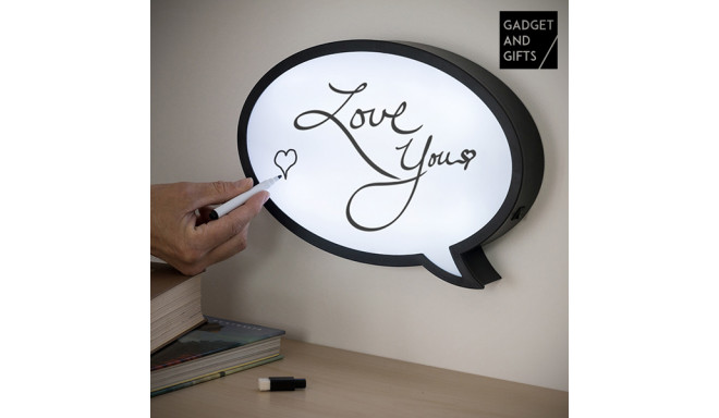 Gadget and Gifts LED Balloon with Highlighter