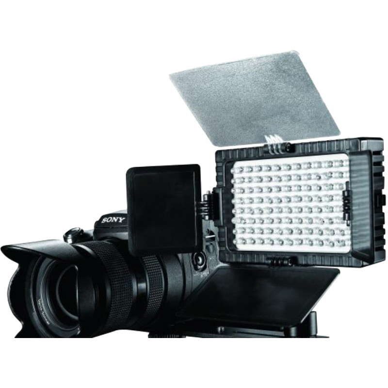 Falcon Eyes video light DV-96V-K2 + battery
