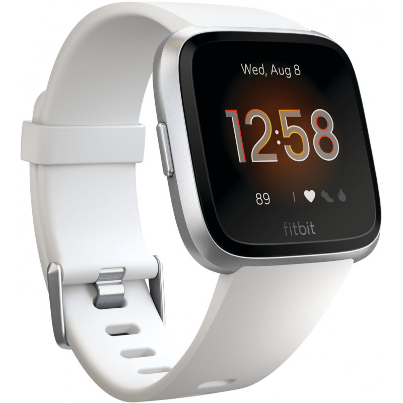 Fitbit Versa Lite S/L, valge