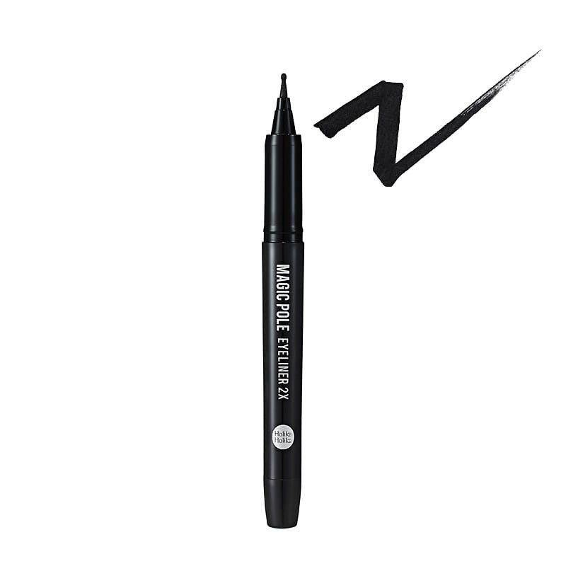 Holika Holika silmalainer Magic Pole Eyeliner 2X 01 Black