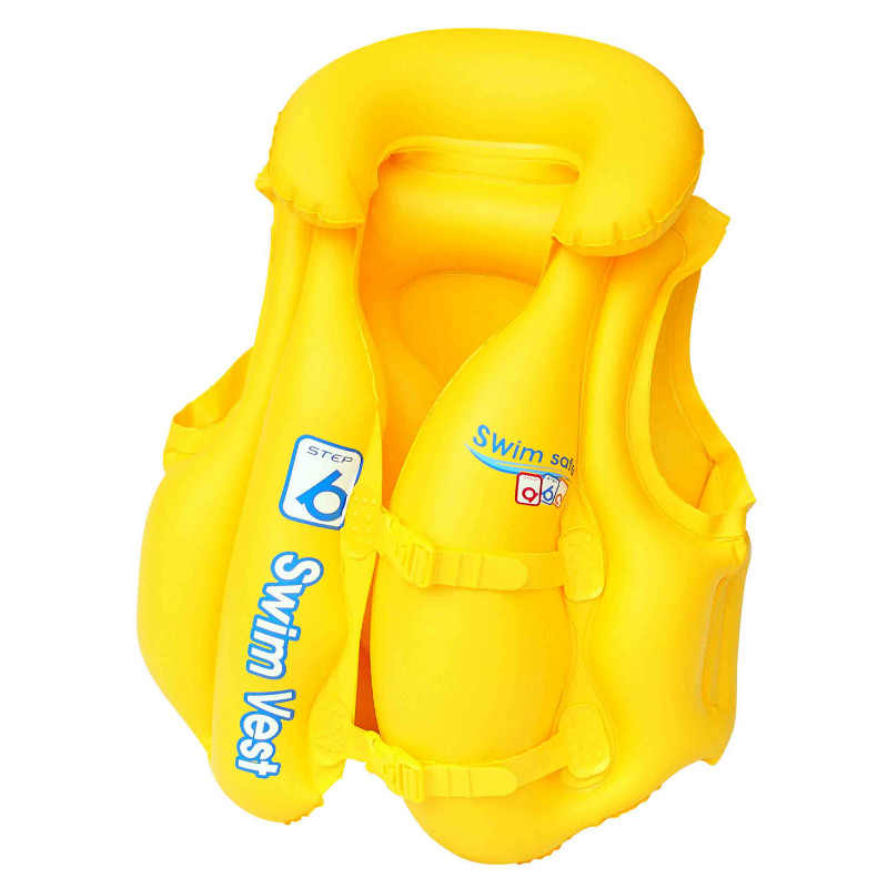 BESTWAY Swim Safe ujumisvest Step B 51x46cm, 32034