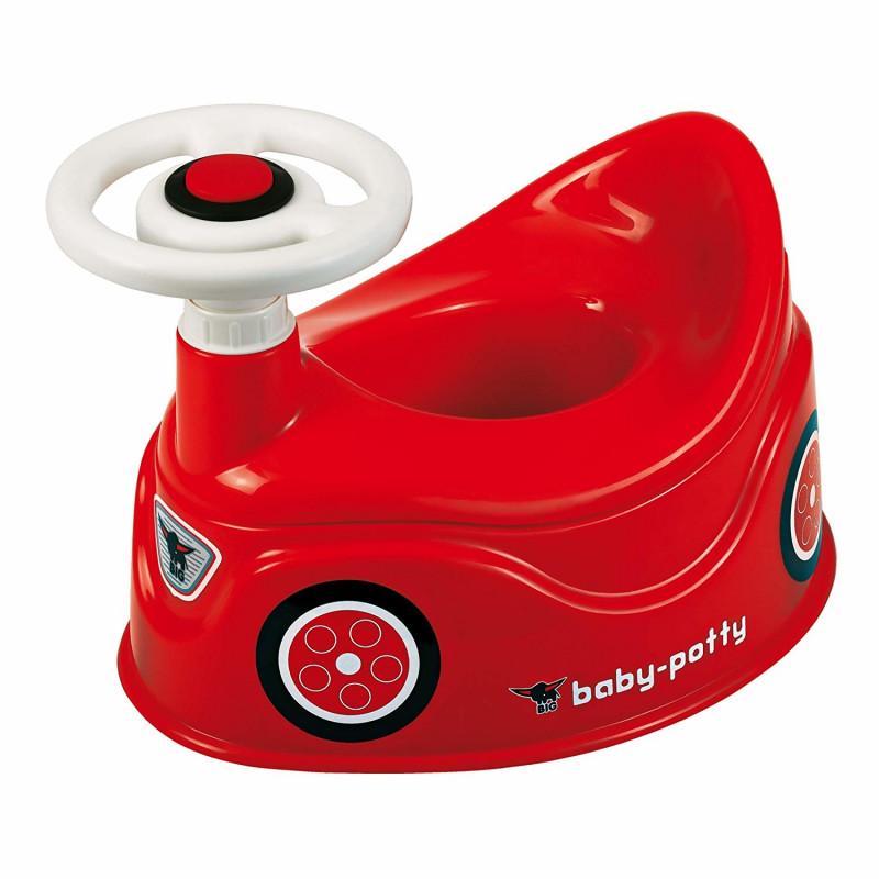 BIG Baby Potty - red