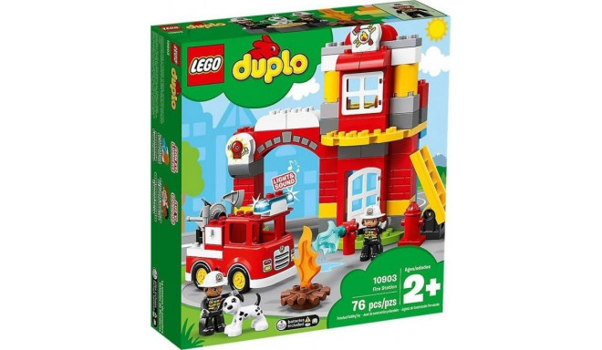 LEGO DUPLO mänguklotisd Tuletõrje (10903)