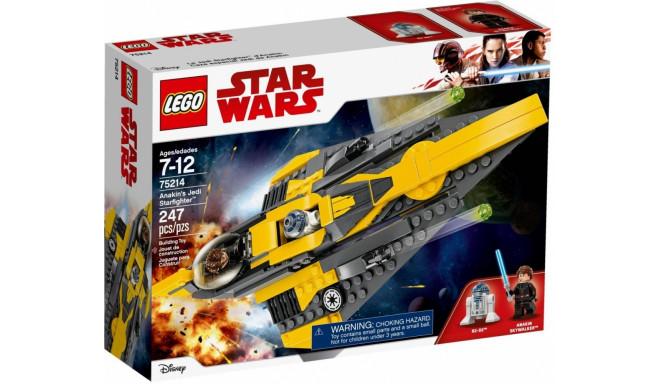 Blocks Star Wars Anakins Jedi Starfighter
