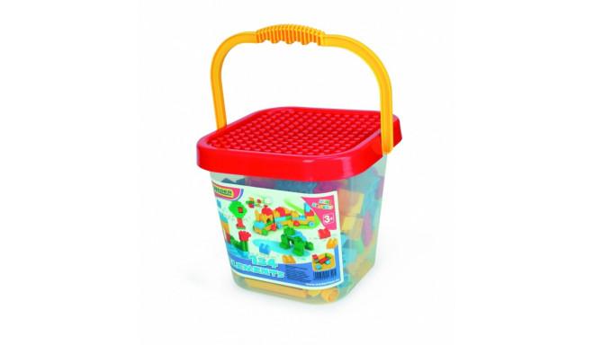 Blocks Mini blocks big bucket