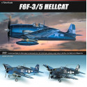 ACADEMY F6F-3/5 Hellcat