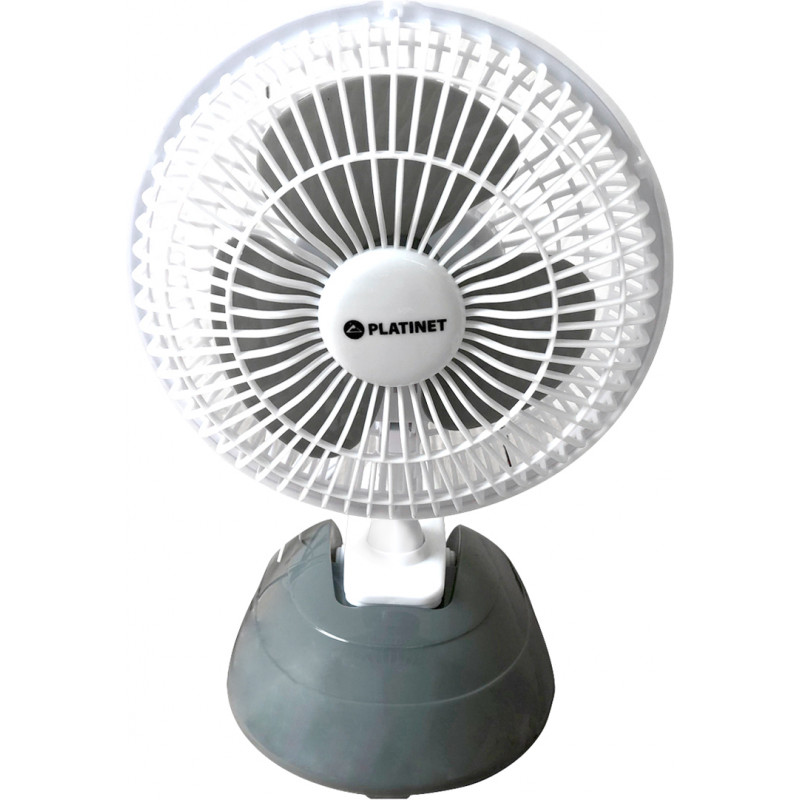 "Platinet ventilaator 6"", hall (44742)"