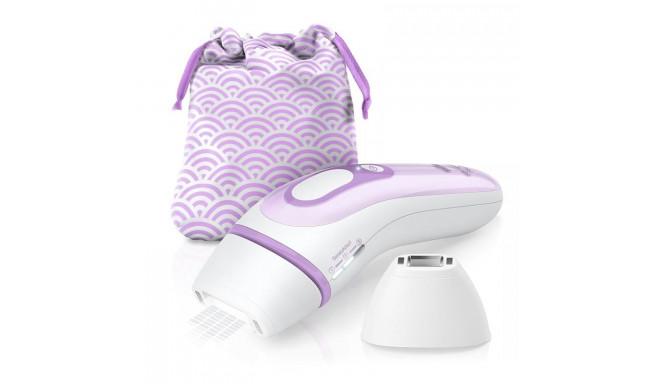 Braun fotoepilaator Silk-expert Pro 3 + Venus Divine Sensitive + kosmeetikakott