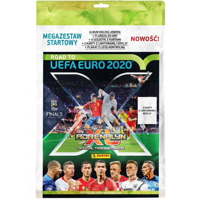 06860490dc9 Panini football cards Road to Euro 2020 Megaset - Football cards -  Photopoint