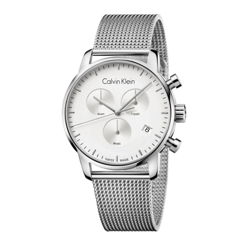 Calvin Klein City K2G27126 Mens Watch Chronog