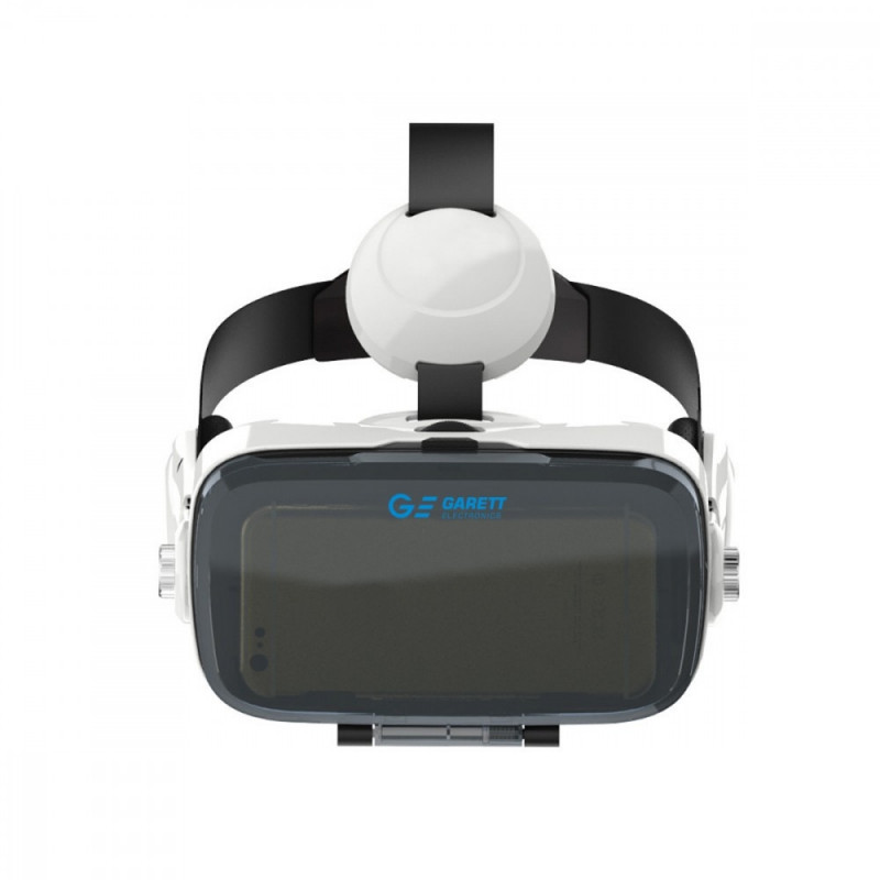 GOGLE 3D VR4 WHITE
