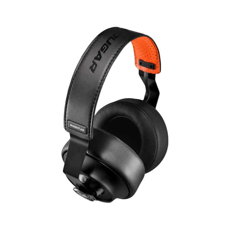 9cb07f95ff6 Cougar headset Phontum, black/orange - Headphones - Photopoint.lv