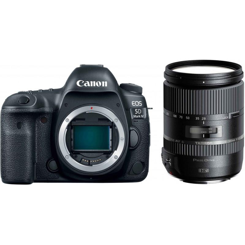 Canon EOS 5D IV + Tamron 28-300mm VC