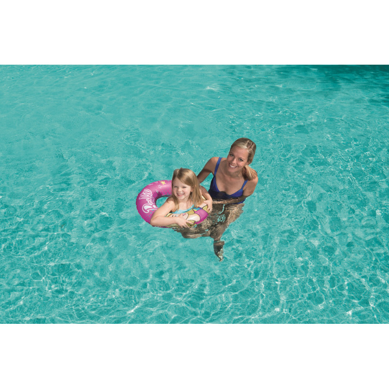 BESTWAY ujumisrõngas Barbie 56cm, 93202