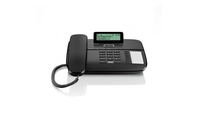 Gigaset PHONE DA710 Black