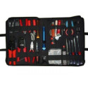 Cablexpert TK-NETWORK tool kit (31 pcs)