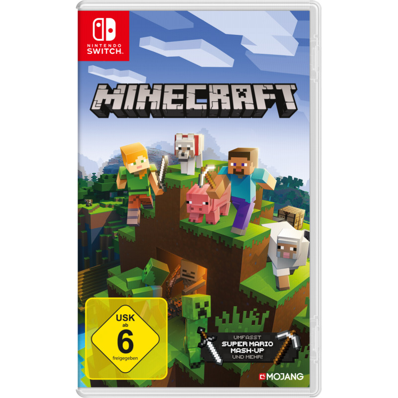 2190b5410e7 Nintendo Switch Minecraft: Nintendo Switch Edition - Mängud - Photopoint