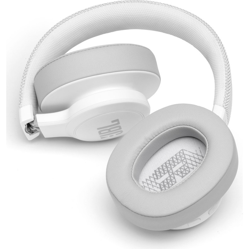 JBL wireless headset Live 500BT, white