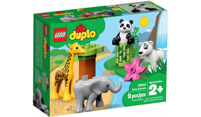 Bricks DUPLO Baby Animals