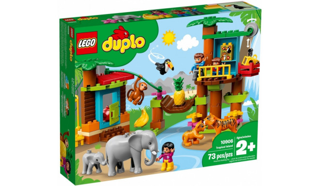 Blocks DUPLO Tropical Island