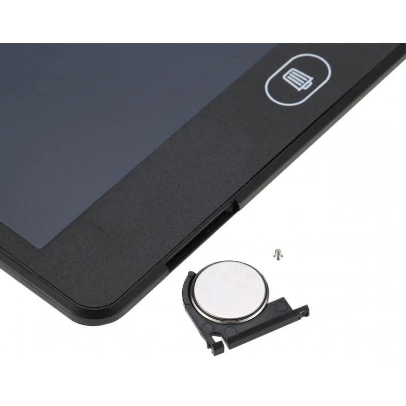 """Platinet LCD zīmēšanas planšete 12"""", melna (44777)"""
