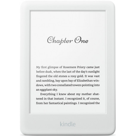 Amazon Kindle Touchscreen WiFi 2019, valge