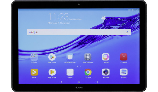 Huawei MediaPad T5 LTE 32GB WiFi, melns