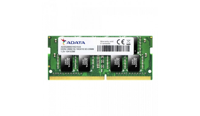 Adata RAM 8GB DDR4 2666MHz Notebook Registered