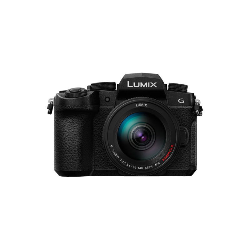 Panasonic Lumix DC-G90 + 14-140mm Kit, must