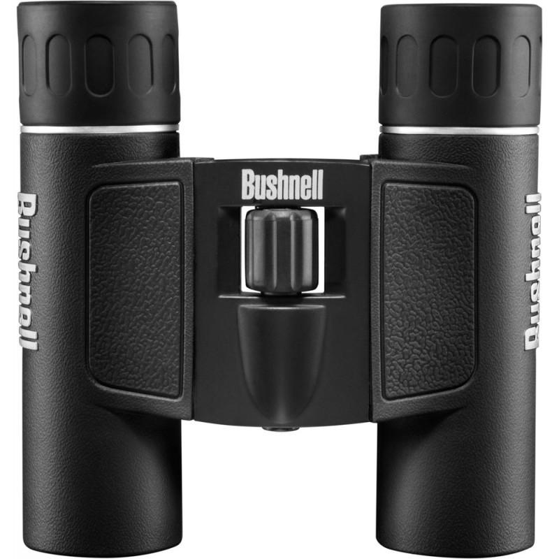 Bushnell binoculars 12x25 Powerview, black