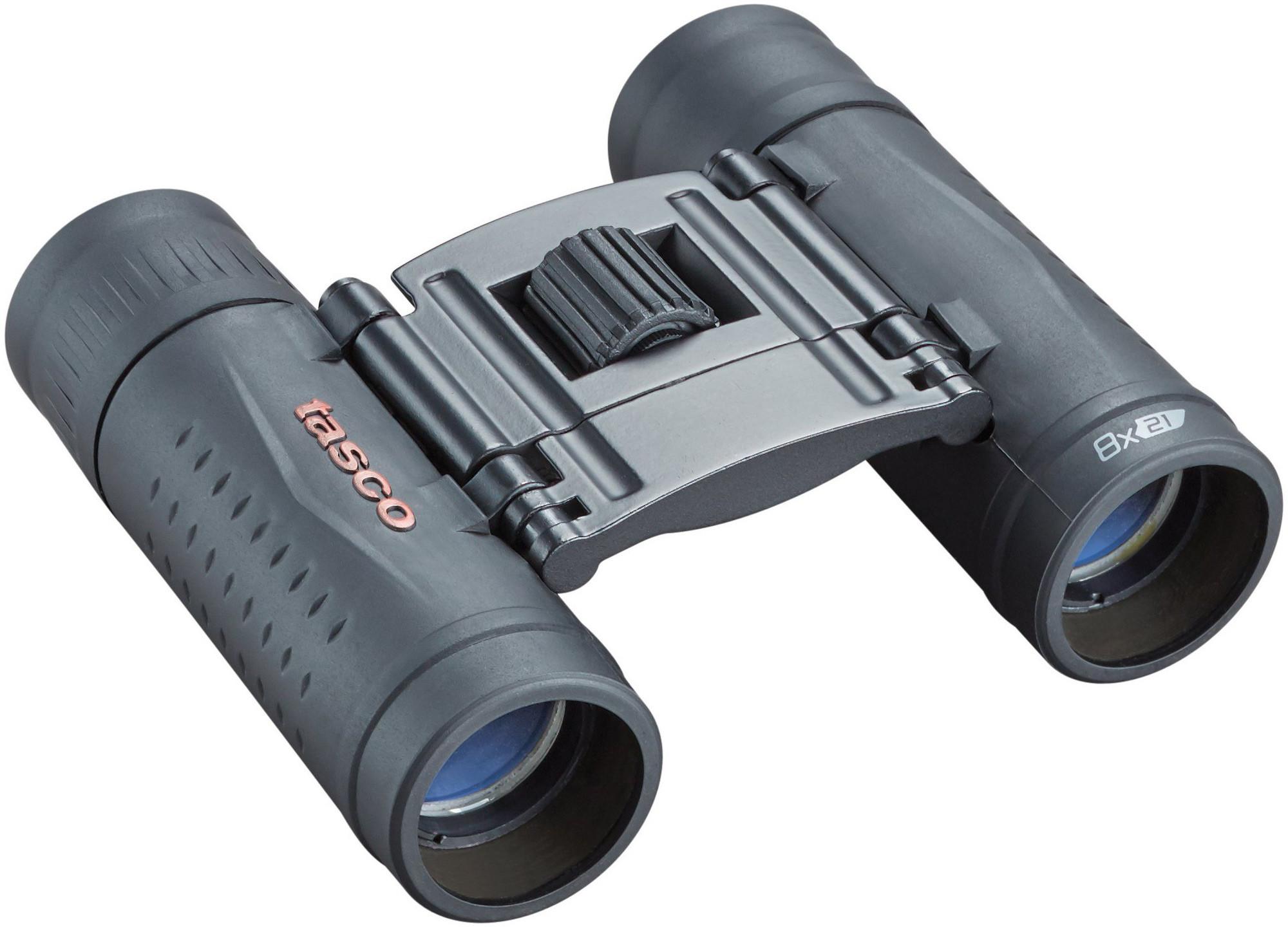 Tasco binokkel 8x21 Essentials, must
