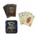 Card set for the game Paladone Hogwarts Castle