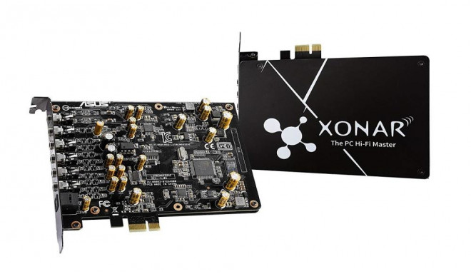 SOUND CARD PCIE 7.1/XONAR AE ASUS