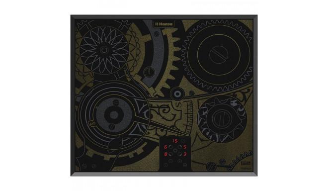 Hansa integreeritav keraamiline pliidiplaat BHC66505