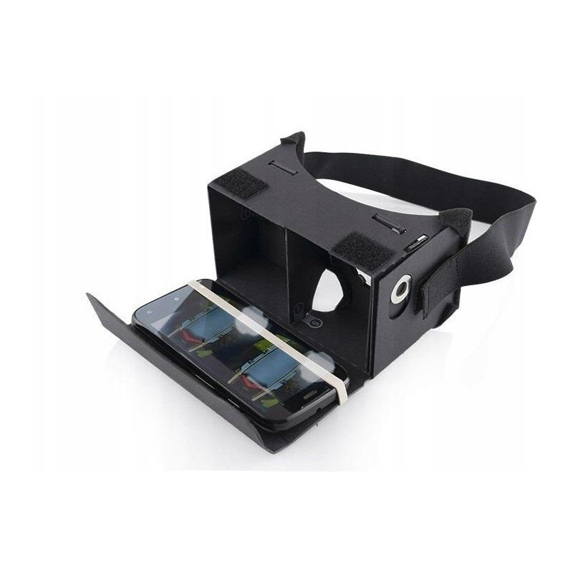 Goggles VR for smartphones MODECOM FreeHANDS G1 LOS-3DCPL-G1