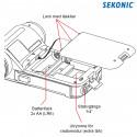 Sekonic L-858D Speedmaster Flashmeter